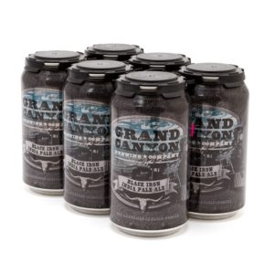 Grand Canyon Black Iron IPA