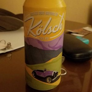 Mother Road Kolsch